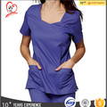Clinical medcial scrub comfortable women's healthcare nusing uniform