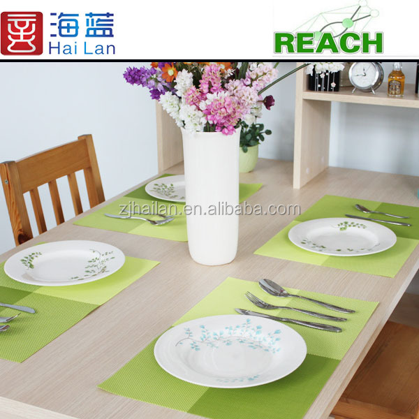 Plastic place mats pvc cushion mat pvc car mat in roll