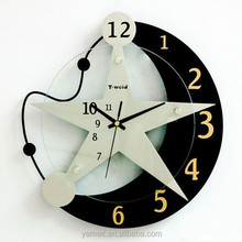 crystal wild child clock