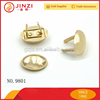2015 Hot Sale Gold Metal Snap Rivets For Leather Handbags