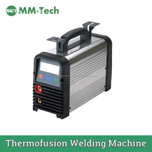 PE electrofusion welding machine for pe pipe