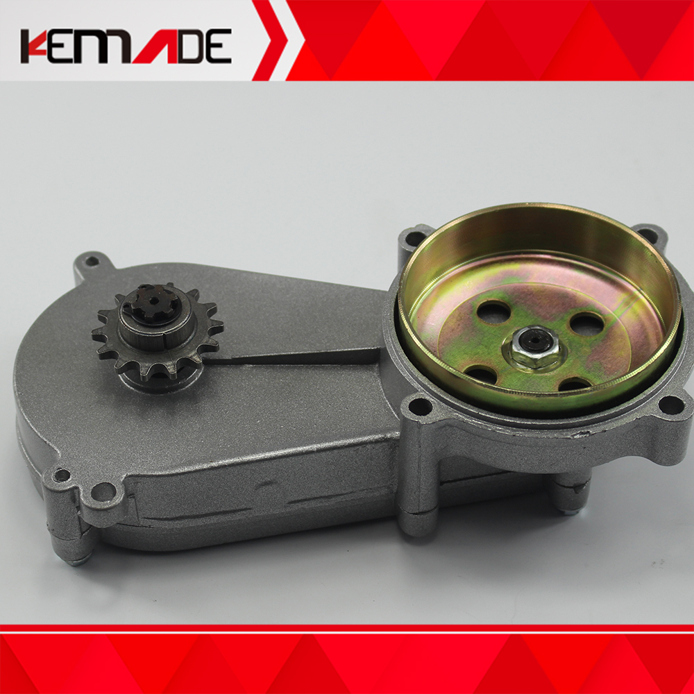 49cc Two Stroke Engine Parts Gear Box For Mini quad Mini pocketbike Mini dirtbike