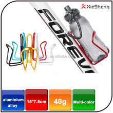 Wholesale Multi Color Road Moutain Aluminum Alloy Water Bottle Holder Bicycle Water Bottle Cage