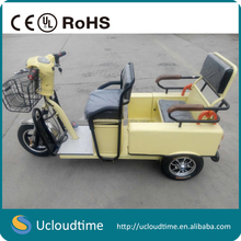 2016 Cheaper and Popular adult electric tricycle three wheels electric scooter electric rickshaw