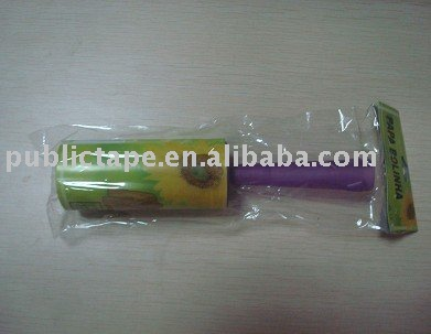 pet hair clean adhesive tape roller from adhesive tape factory