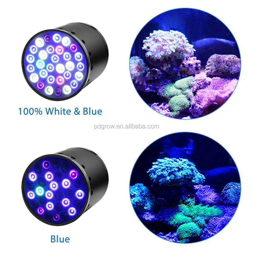 Best selling Led coral reef aquarium light A7dimmable led freshwater plant intelligent led waterproof bar lamp