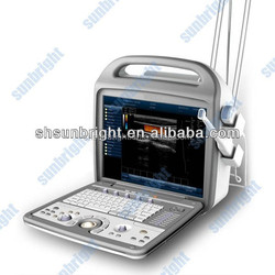 portable color Doppler ultrasound for OB/GYN/Abdominal/Urology/Cardiac/Small parts