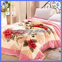 100% polyester blanket spain mora blanket spain wholesale blanket