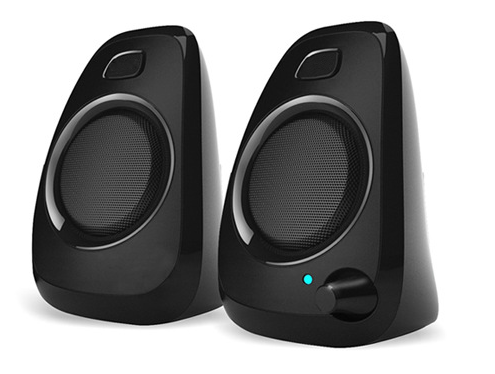 2.0 mini stereo speaker , mini digital speaker