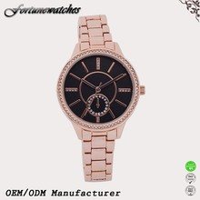 Japan movt branded watches for girls new design watch