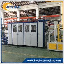 pet disposable plastic cup thermoforming machine manufacturer in SHANGHAI