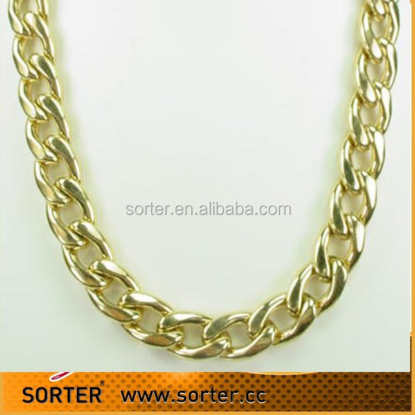 china high quality decorative metal chain for handbag