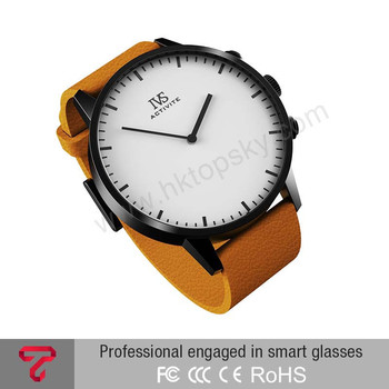 2016 Newest classic healthy watch with bluetooth