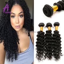 Factory Directly Selling 100% Peruvian Remy Hair Peruvian Deep Wave