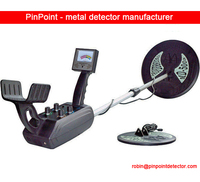 portable under earth mine hunter ,gold metal detector MD-5008