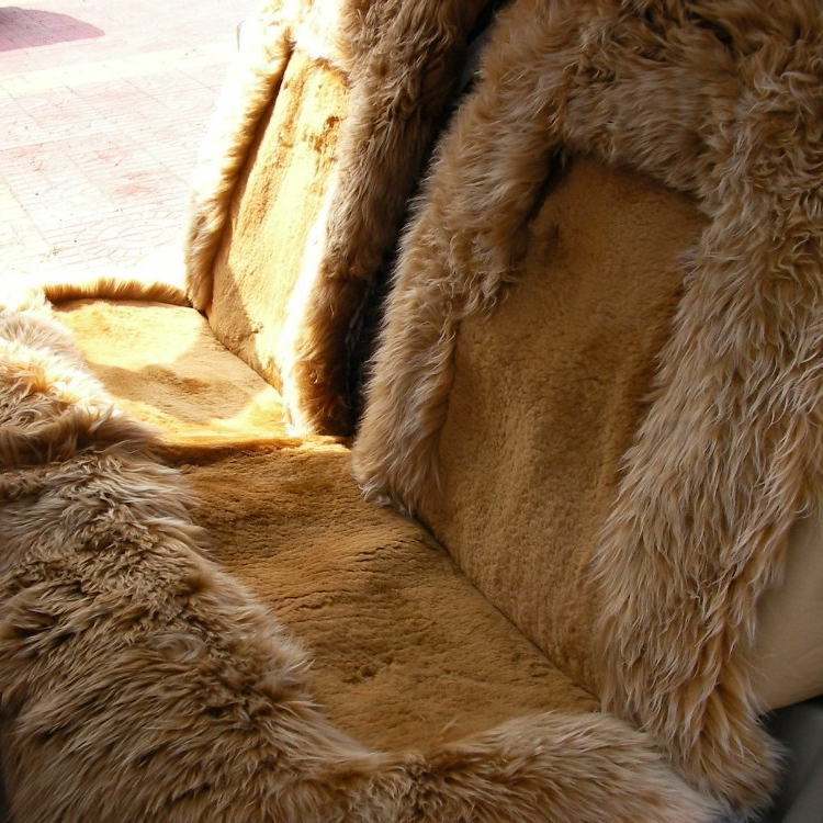 Fur Sheepskin In China Covers For Auto