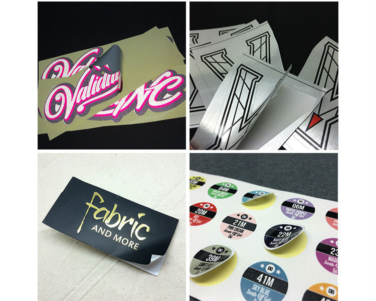 cheap Custom paper sticker , 3d vinyl sticker
