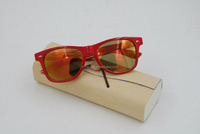 PC Frame Natural colored Bamboo Temples