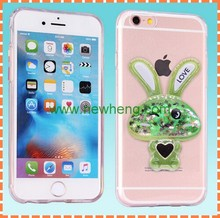 new products rabbit ear TPU mobile phone case cover for iphone 6 6s 6 plus