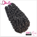 Top grade 6A raw Indian hair unprocessed virgin spiral curl funmi hair