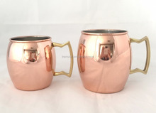 20 OZ antique copper mug antique brass and copper mugs