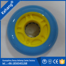 hot sale eco-friendly hot sale Long Working Life pp+pu roller skates urethane wheels