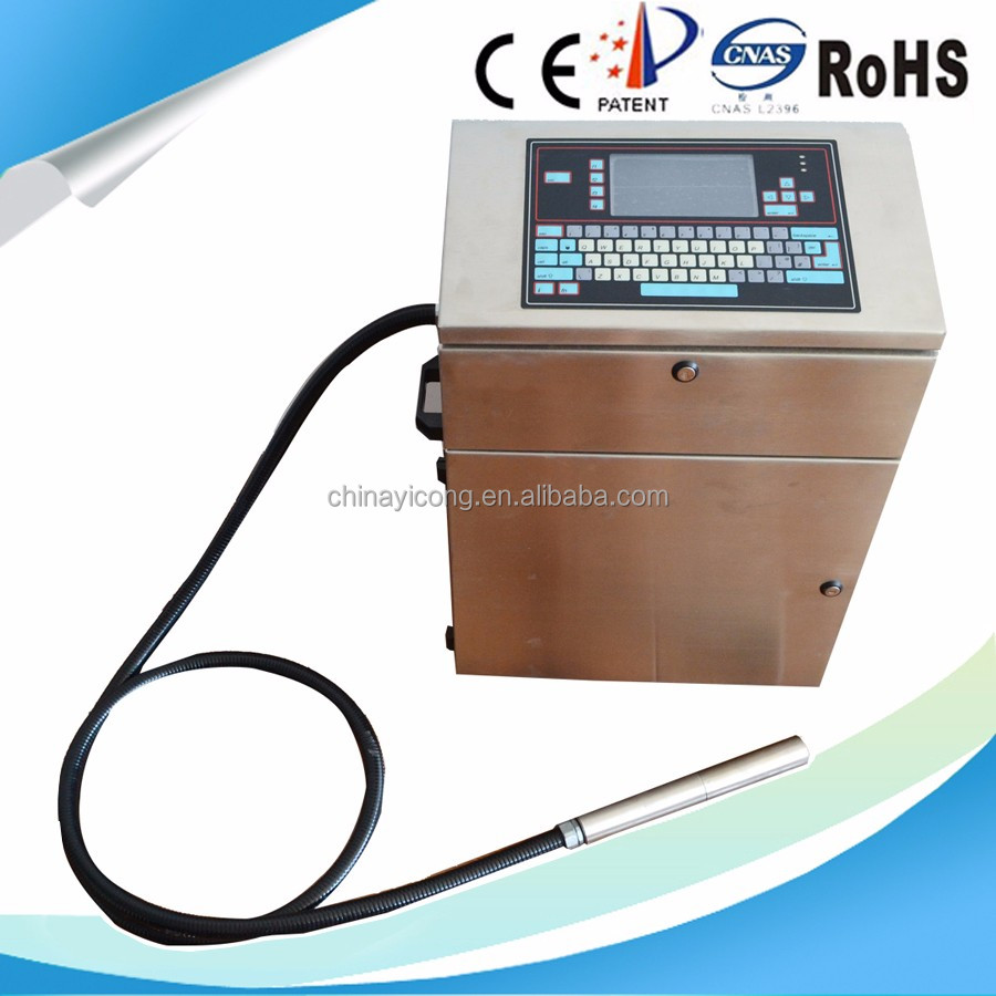 2017 Manufacture Date Time Stamp Printing Machine