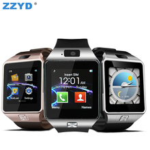 2018 DZ09 Bluetooth Smart Watch Android Intelligent Phone Touch Screen Watch SIM card for IPhone Samsung S8 Support Camera GSM