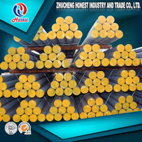solid iron rod / square iron bars / continuous cast iron bar