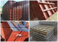 factory price New Modular steel concrete formwork for construction projects china factory