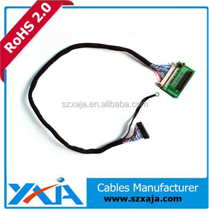laptop lcd cable laptop mobile phone flex ribbon cable