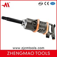 "1"" long shank pin-less hammer air impact wrench crown power tool supplier"
