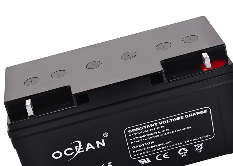 Best quality control wholesale 12V 65ah soft feeling solar panel battery