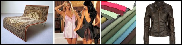 TEXTILE,LEATHER PRODUCTS