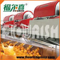 High efficiency automatic orange juice making machine made in China