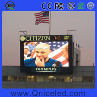 LED Big TV advertising screen P12.5 LED Display Outdoor LED video advertising billboard