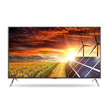 "Cheaper wholesale 60""70""big screen size led lcd TV 4K 3D full hd smart with games films"