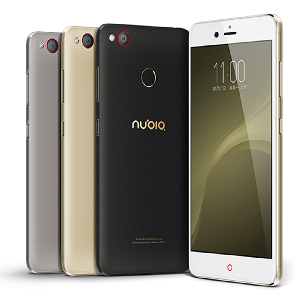 Original ZTE Nubia Z11 Mini S NX549J LTE 4G Mobile Phone MSM8953 Octa Core 5.2'' Android 6.0 4G RAM 64G ROM 23.0MP