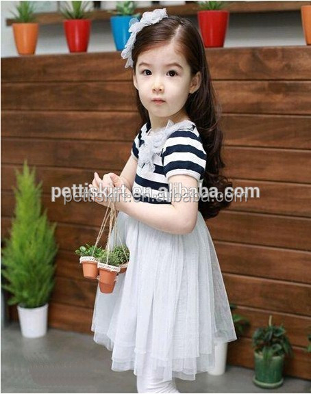 Baby Flower Girl Dress Hot Sex Photos Wholesale Princess Short Good Selling Spring New Girl Dress