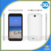 5.0MP Flashlight Camera 6 inch Touch Screen Cell Phone 3G Android Tab