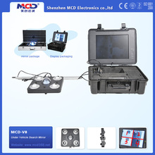 Under Vhicle Inspection System MCD-V8 under vehicle search mirror