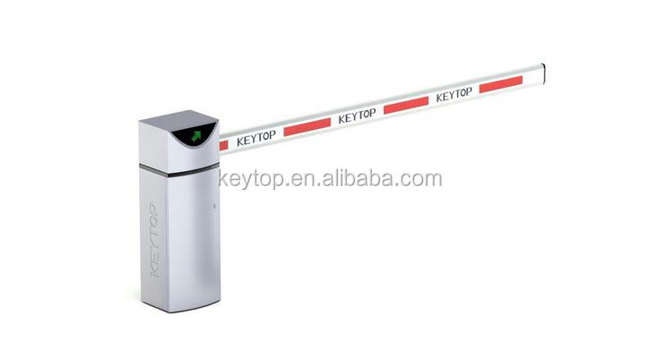 KEYTOP IP55 3 m folding arm parking barrier made in China