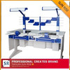 AX-JT6 dental technician workbench with dust extraction system good quality