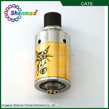 Hot selling mechanical atomizer/cat atomizer clone/rda atomizer/cat