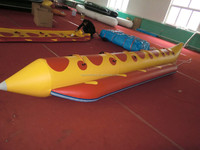 Inflatable Towable Banana Boat for Kids and Adults