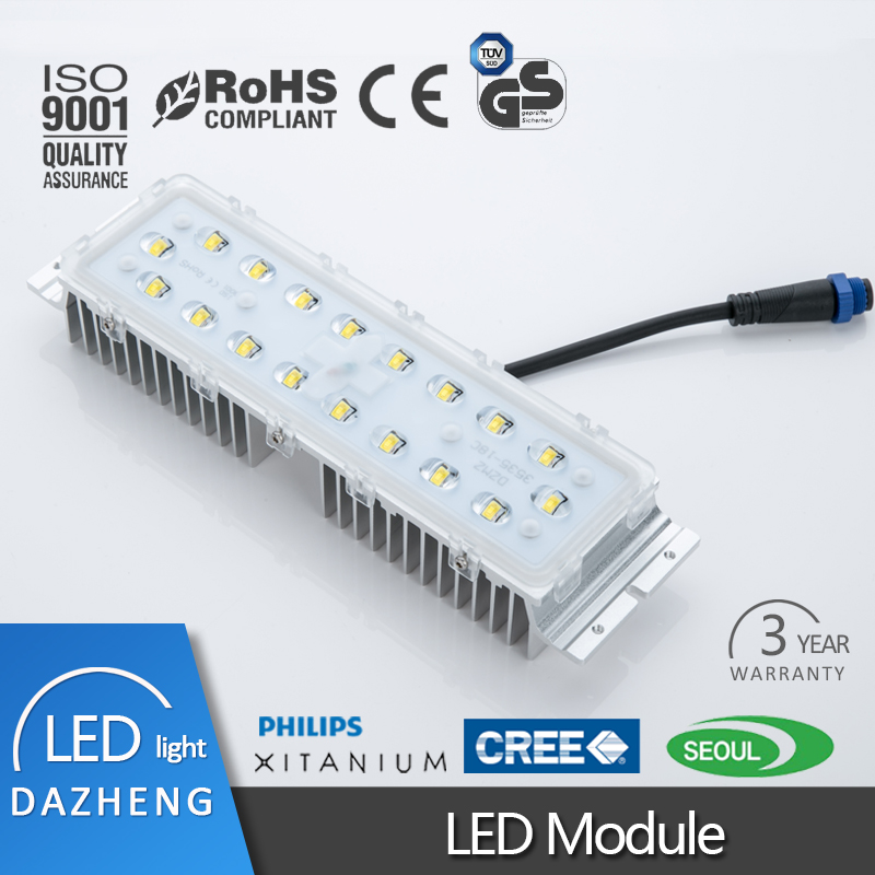 China Manufacture Solar powered brand led chips and driverless waterproof smd led street light modules