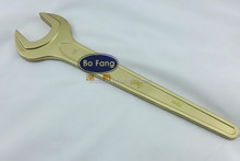 non sparking tools single open end wrench German Type,non magnetic single open end wrench DIN,non sparking Lever open end wrench