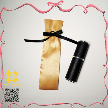 New product launch golden ochre durable gift wrapping pouch