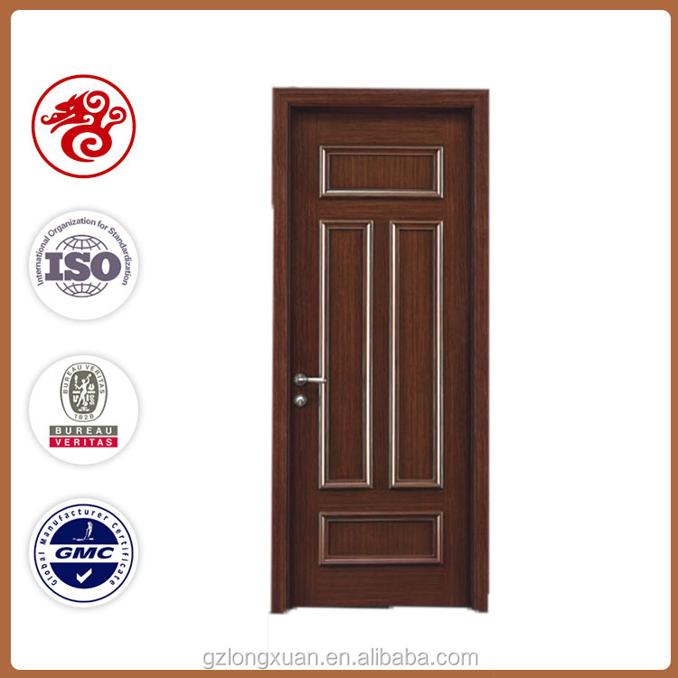 Singel vintage interior doors with simple from china for hot sale