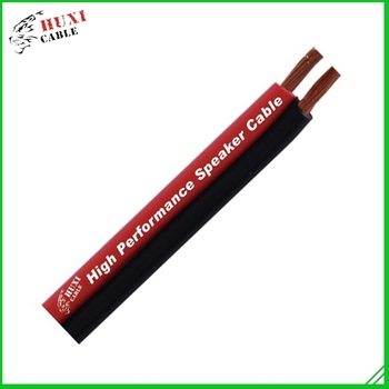 High quality low price parallel flat Speaker cable